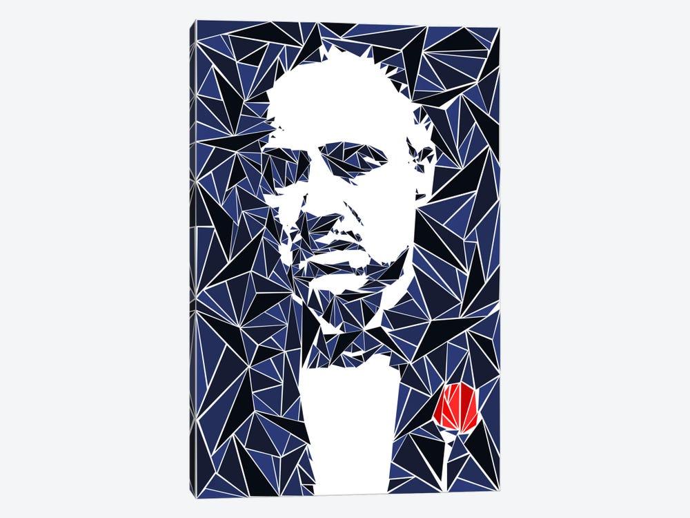 Don Vito Corleone I by Cristian Mielu 1-piece Canvas Art