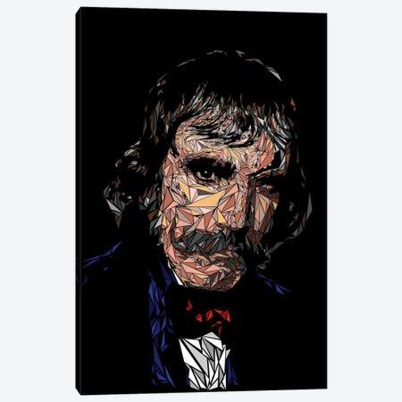 The Butcher Canvas Print #MIE203} by Cristian Mielu Canvas Artwork