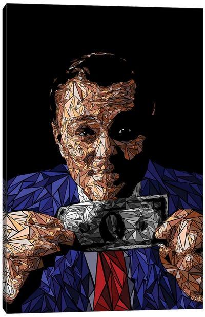 Wall Street Fake Guru Canvas Art Print