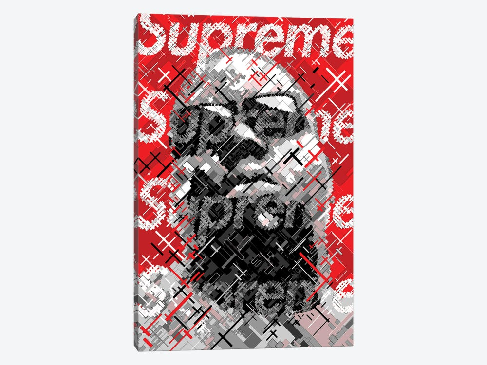 Big Supreme by Cristian Mielu 1-piece Canvas Wall Art