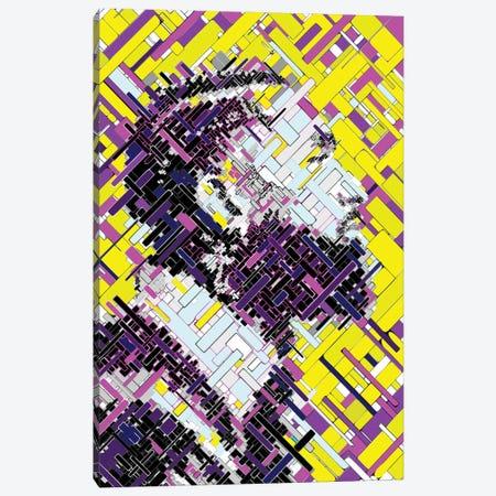 Nipsey Canvas Print #MIE215} by Cristian Mielu Canvas Artwork