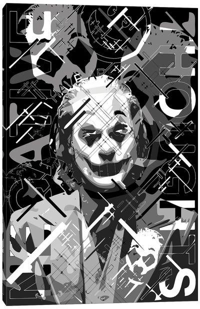 Joker All I Have... Canvas Art Print