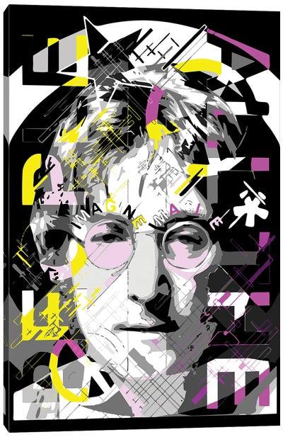 Lennon - Imagine Canvas Art Print