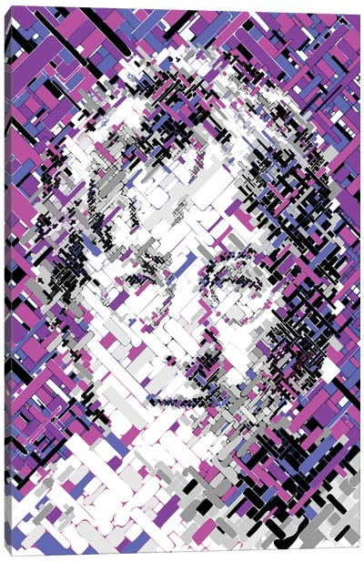 Lennon - All The People Canvas Art Print