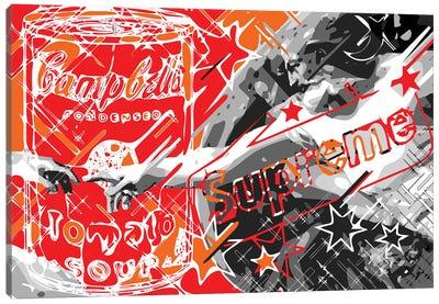 Sistine Campbells Canvas Art Print
