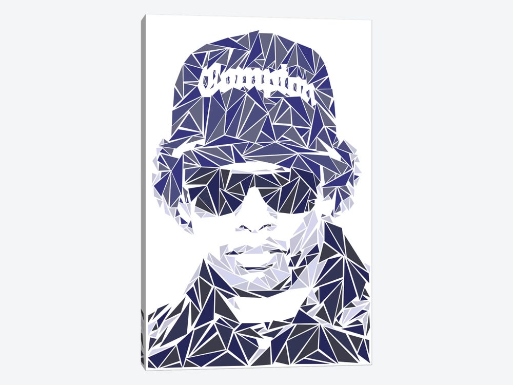 Eazy-E by Cristian Mielu 1-piece Canvas Artwork