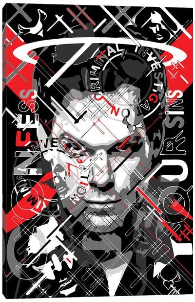Dexter - Confess Your Sins Canvas Art Print