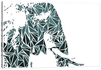 Elephant Canvas Print #MIE23