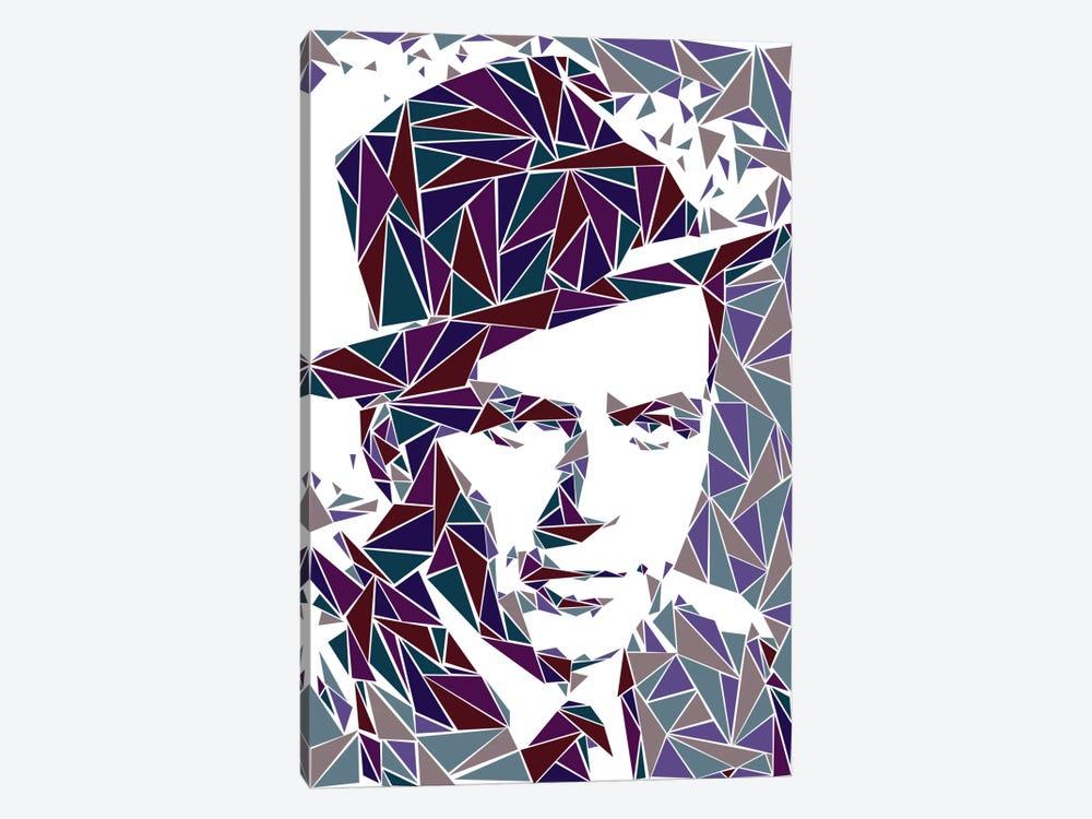 Frank Sinatra by Cristian Mielu 1-piece Canvas Print
