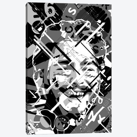 Post Canvas Print #MIE262} by Cristian Mielu Canvas Artwork