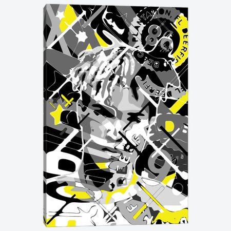 XXX-Tentation Canvas Print #MIE263} by Cristian Mielu Canvas Artwork