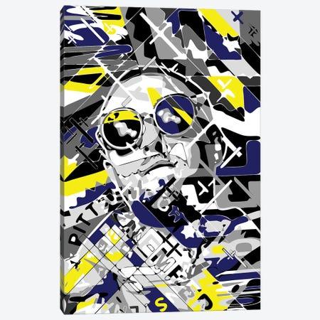 Mac Miller Canvas Print #MIE265} by Cristian Mielu Canvas Art Print