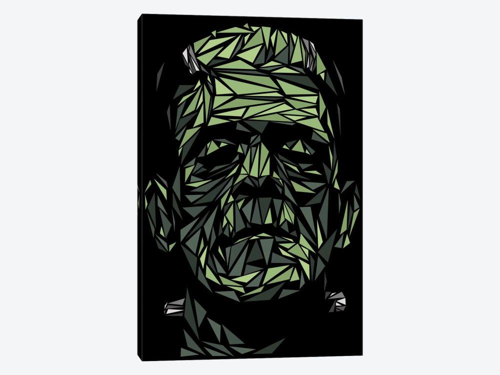 Frankenstein by Cristian Mielu 1-piece Canvas Art