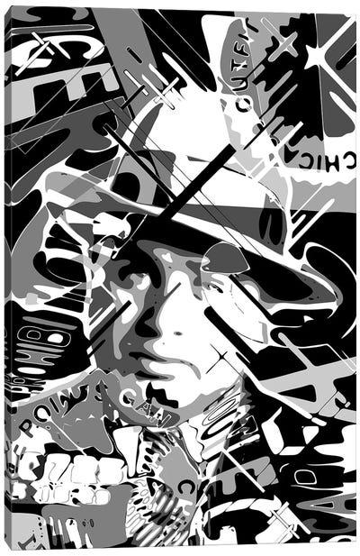 Al Capone Scarface Canvas Art Print