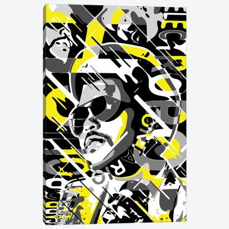 Weeknd Canvas Print #MIE287} by Cristian Mielu Art Print