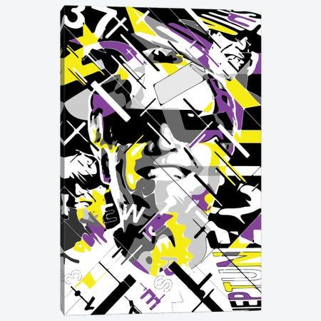 Jack Canvas Print #MIE317} by Cristian Mielu Canvas Art Print