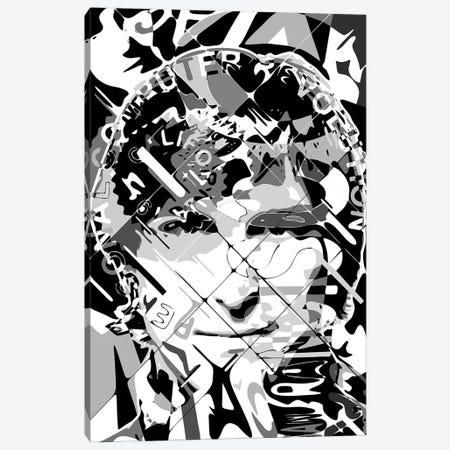 Jobs Canvas Print #MIE321} by Cristian Mielu Art Print