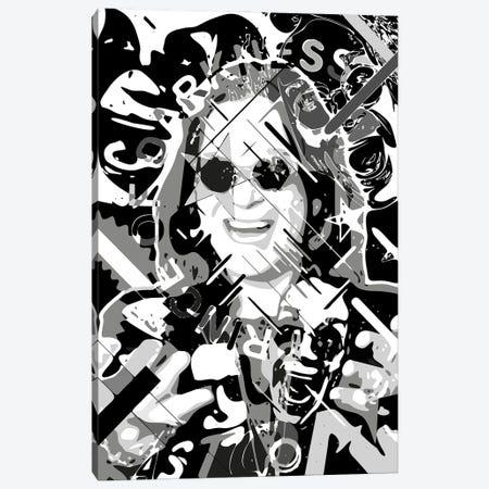 Ozzy Canvas Print #MIE326} by Cristian Mielu Canvas Artwork