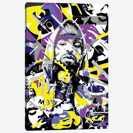 Method Man Canvas Print #MIE340} by Cristian Mielu Canvas Art Print