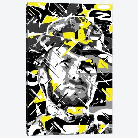 The Good Canvas Print #MIE347} by Cristian Mielu Canvas Wall Art