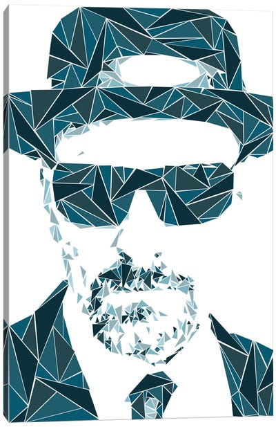 Heisenberg I Canvas Art Print
