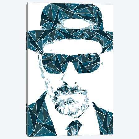 Heisenberg I Canvas Print #MIE34} by Cristian Mielu Canvas Print