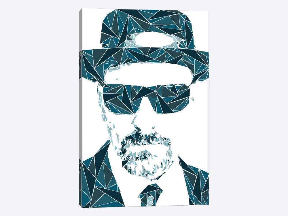 Heisenberg I by Cristian Mielu 1-piece Art Print