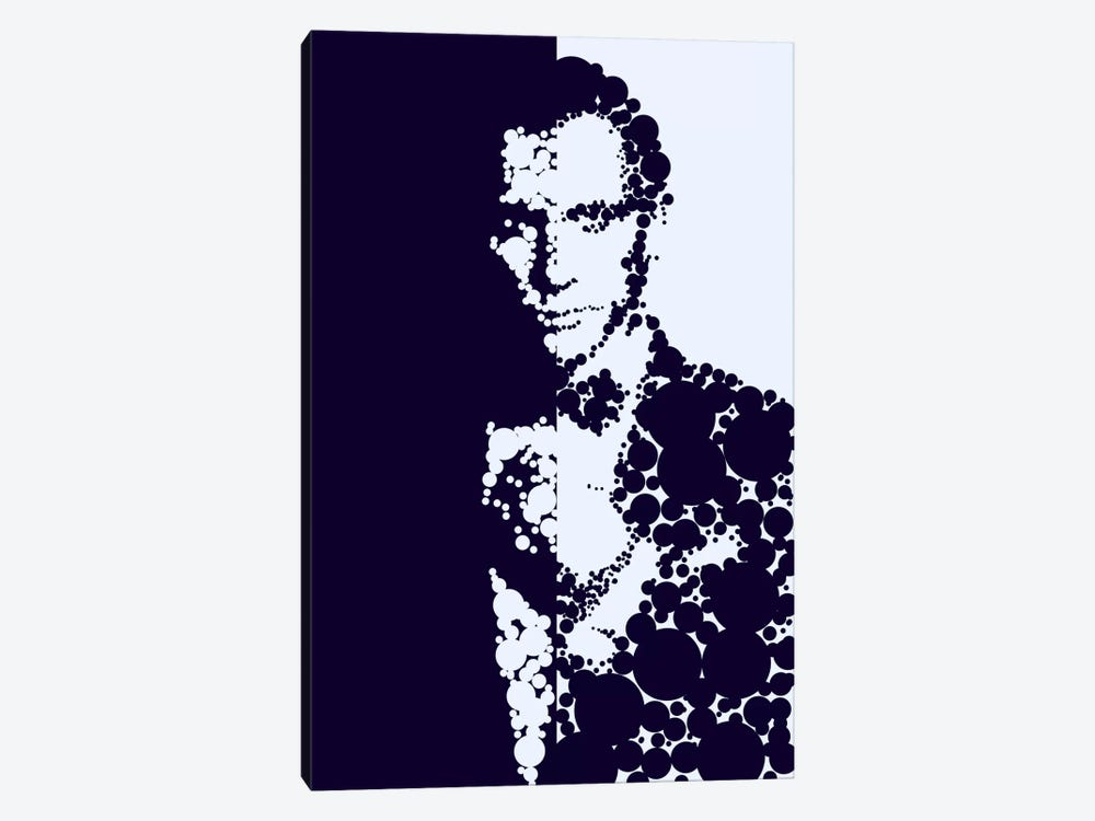 James Bond by Cristian Mielu 1-piece Canvas Art
