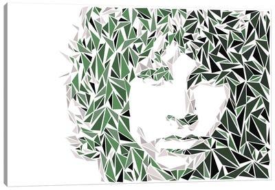 Jim Morrison Canvas Print #MIE37