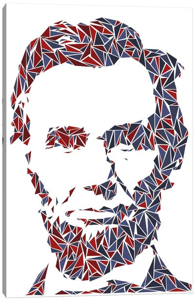 Abraham Lincoln Canvas Print #MIE3