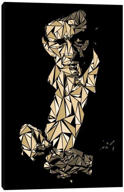 Johnny Cash Canvas Print #MIE42