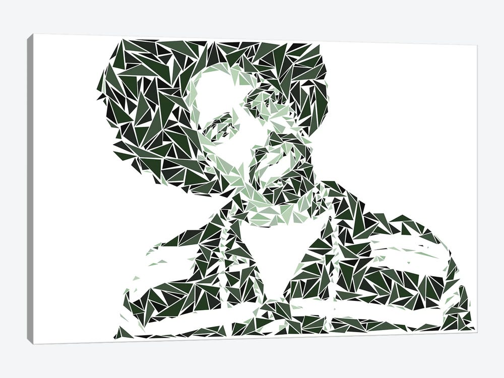 Mac Dre by Cristian Mielu 1-piece Canvas Artwork