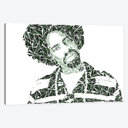 Mac Dre 3-Piece Canvas #MIE48} by Cristian Mielu Canvas Print