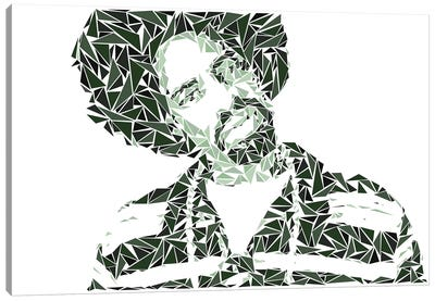 Mac Dre Canvas Art Print