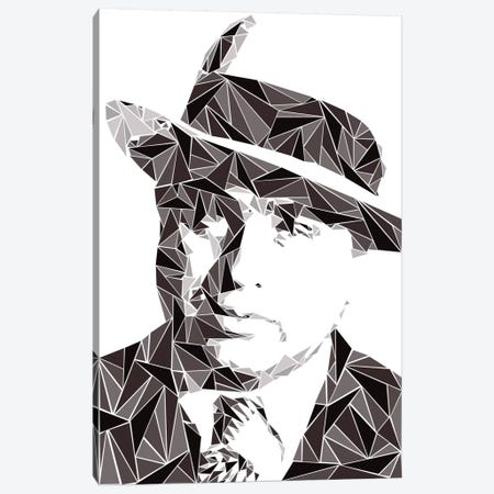 Al Capone I Canvas Print #MIE4} by Cristian Mielu Canvas Print
