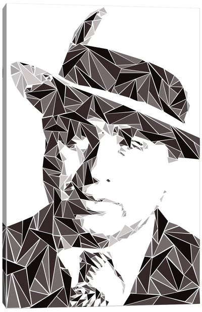 Al Capone I Canvas Art Print