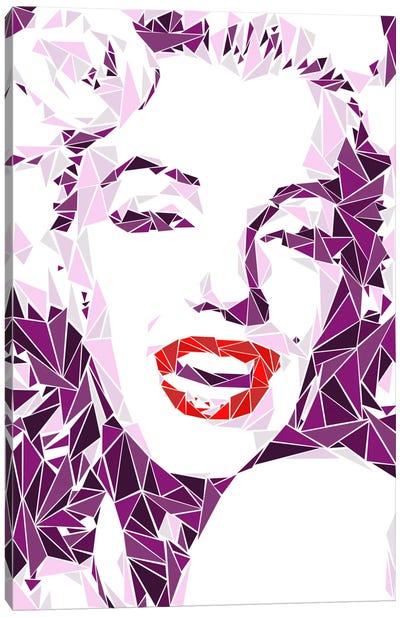 Marilyn Monroe Canvas Print #MIE50
