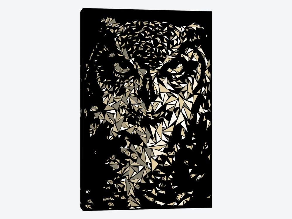 Owl by Cristian Mielu 1-piece Canvas Artwork