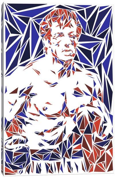 Rocky Balboa Canvas Print #MIE63