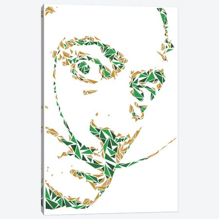 Salvador Dali Canvas Print #MIE64} by Cristian Mielu Canvas Artwork
