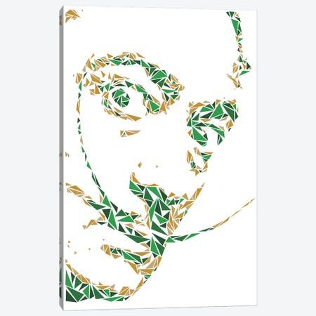 Salvador Dali Canvas Print #MIE64} by Cristian Mielu Canvas Artwork