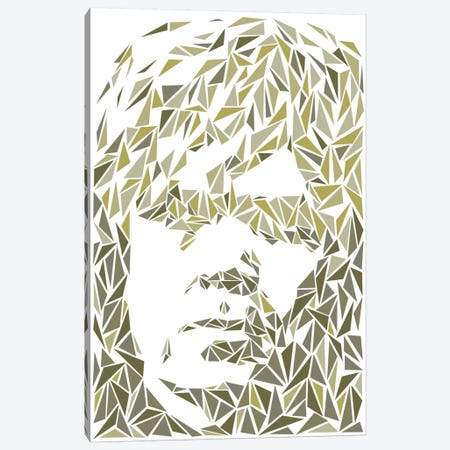Tyrion Canvas Print #MIE69} by Cristian Mielu Canvas Print