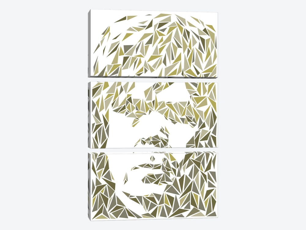 Tyrion by Cristian Mielu 3-piece Canvas Print