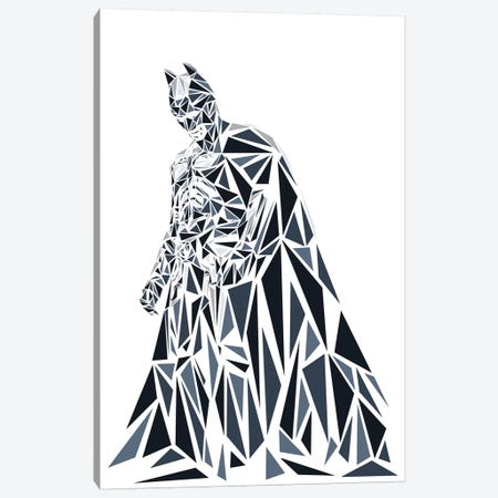 Batman II Canvas Print #MIE73} by Cristian Mielu Canvas Artwork