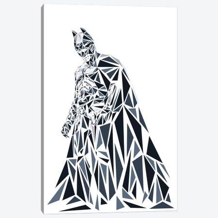 Batman II Canvas Print #MIE73} by Cristian Mielu Canvas Artwork