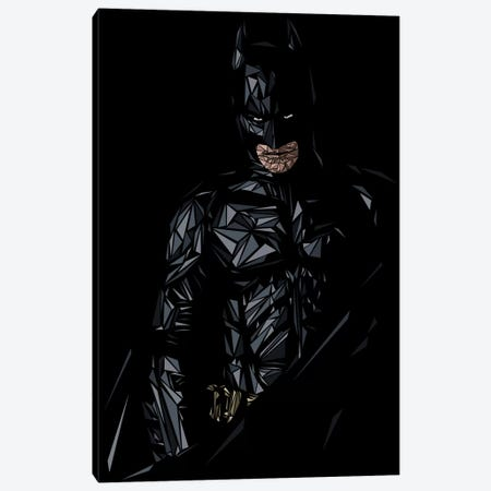 Batman IV Canvas Print #MIE75} by Cristian Mielu Canvas Print
