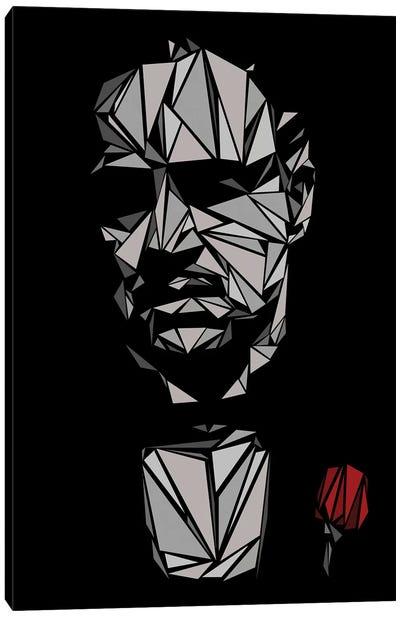 Godfather I Canvas Art Print