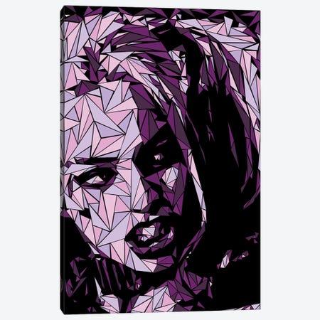 Harley Quinn Canvas Print #MIE88} by Cristian Mielu Canvas Print