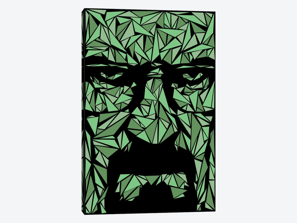 Heisenberg II 1-piece Canvas Print
