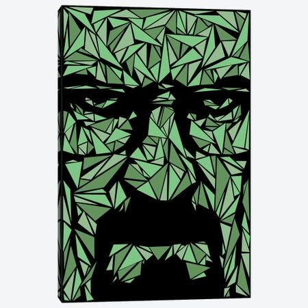 Heisenberg II Canvas Print #MIE89} by Cristian Mielu Canvas Art Print